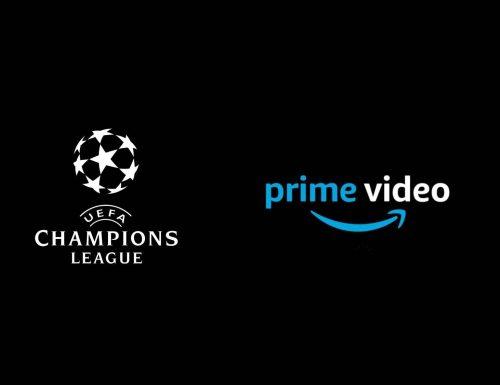 #AmazonPrimeVideo acquisisce in esclusiva le partite del mercoledì di #ChampionsLeague 2021-24