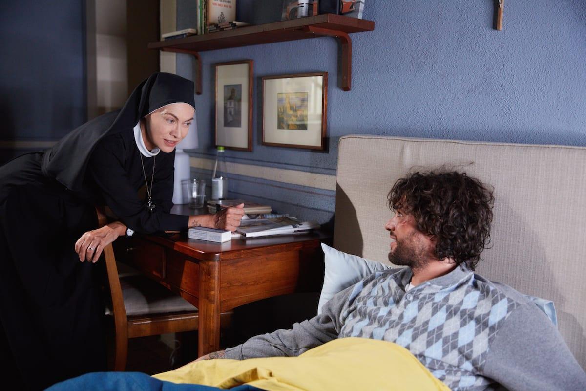 Fiction Club · Che Dio ci aiuti 6 quinto appuntamento. Con protagonista Elena Sofia Ricci, in onda in prima serata su RaiUno