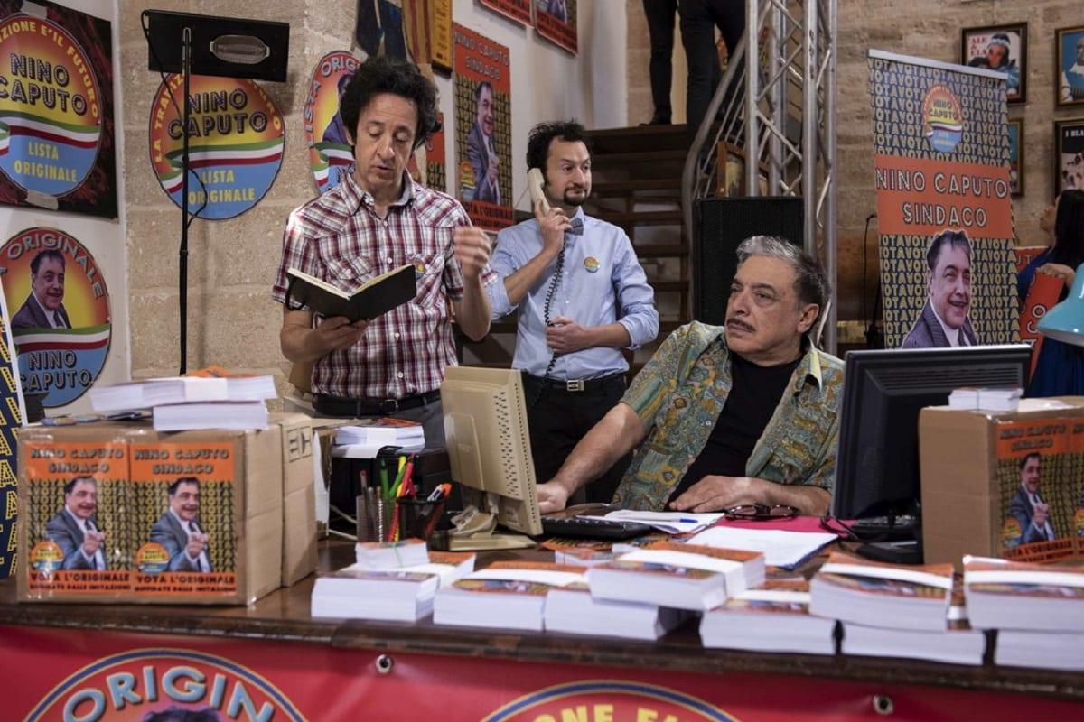 Fiction Club: Fratelli Caputo ultima puntata. Con Nino Frassica e Cesare Bocci, in prima visione assoluta, in onda in prime time su Canale5