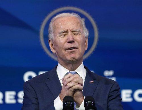Tutto pronto per l'insediamento di Joe Biden come presidente degli Stati Uniti d'America: le dirette