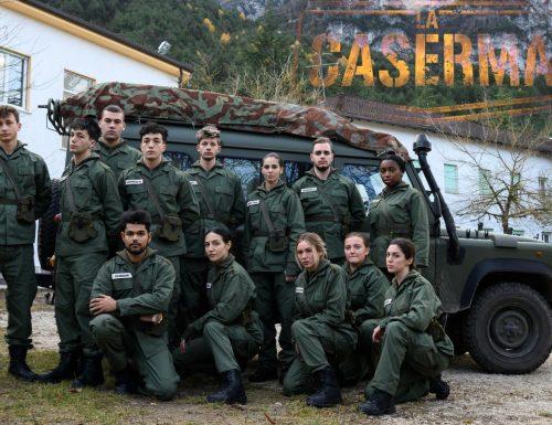 Live 16 febbraio 2021 · La Caserma 2021, quarta puntata. La prima edizione del reality di RaiDue, con la voce narrante di Simone Montedoro