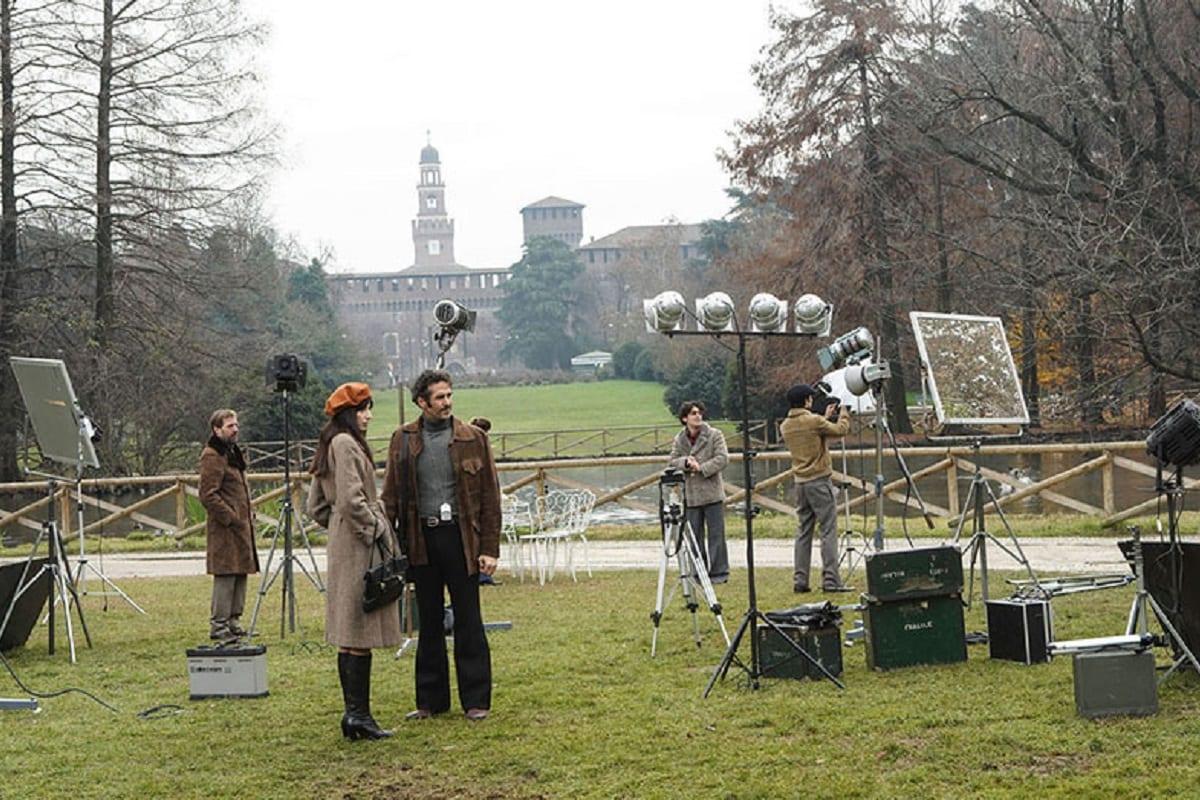 Fiction Club: Made in Italy seconda puntata. Con Greta Ferro e Margherita Buy, in prima visione assoluta, in onda in prima serata su Canale5