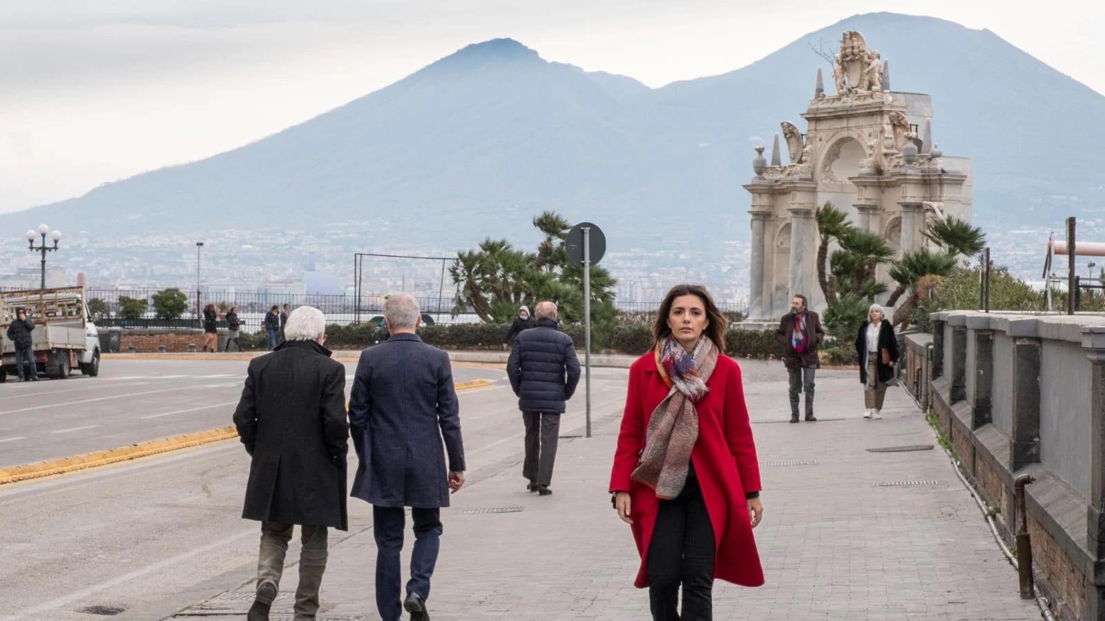 Fiction Club · Mina Settembre primo appuntamento. Con protagonista Serena Rossi, in onda in prima visione assoluta su RaiUno