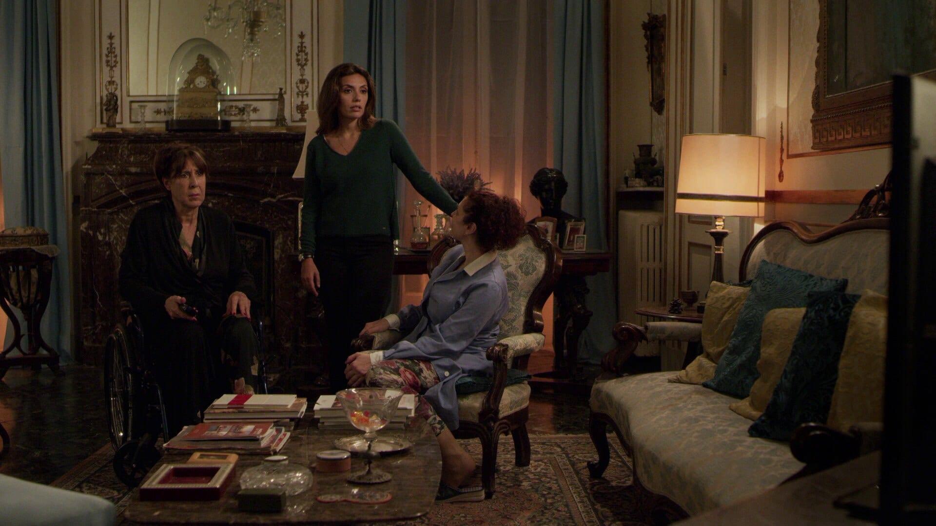 Fiction Club · Mina Settembre secondo appuntamento. Con protagonista Serena Rossi, in onda in prima visione assoluta su RaiUno