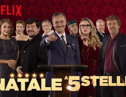 CinemaTivu · Natale a 5 stelle (Ita 2018), con Massimo Ghini, Paola Minaccioni e Martina Stella, diretto da Marco Risi, su Canale5