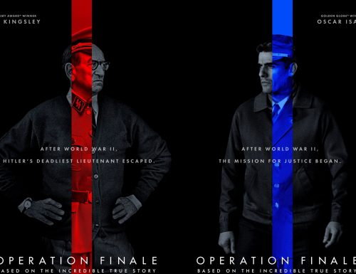 CinemaTivu: Operation Finale (USA 2018), con Oscar Isaac e Ben Kingsley. Per commemorare il Giorno della Memoria, la cattura di Adolf Eichmann rivive in prima tv su RaiTre