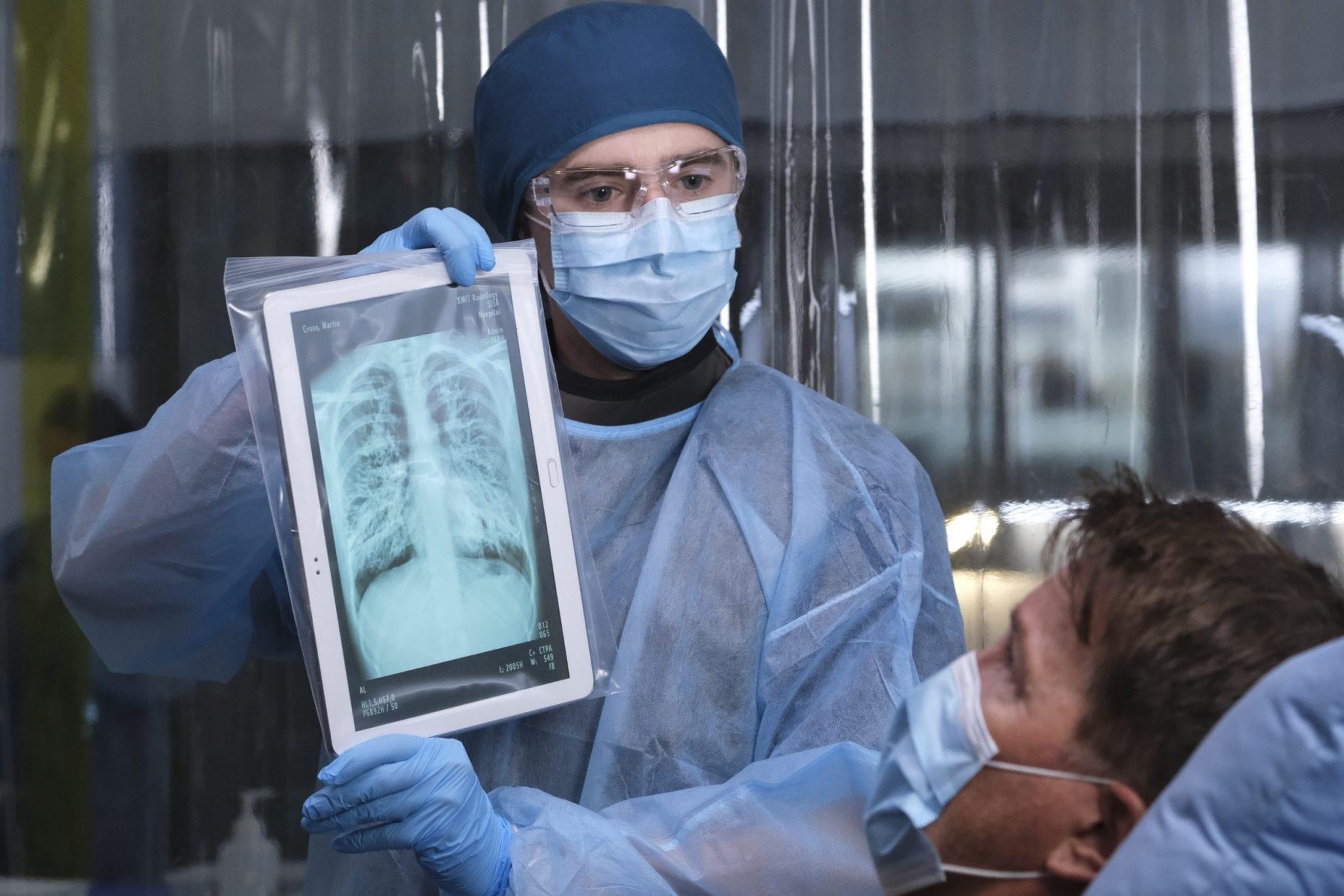 SerieTivu: The Good Doctor 4 prima serata. Con protagonista Freddie Highmore nei panni del dottor Shaun Murphy, in prima visione assoluta su RaiDue
