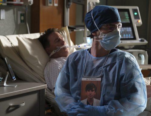 SerieTivu: The Good Doctor 4, seconda serata. Con Freddie Highmore nei panni del dottor Shaun Murphy, in prima visione assoluta su RaiDue