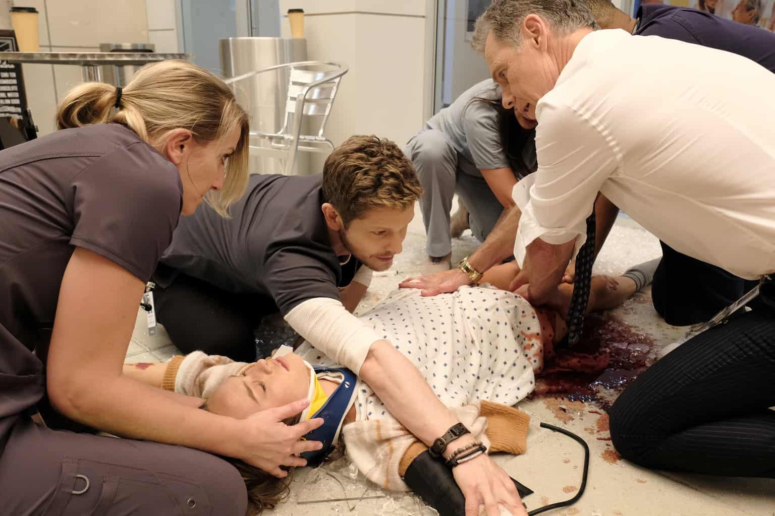 SerieTivu: The Resident 2 secondo appuntamento. Con protagonista Matt Czuchry nei panni del dottor Conrad Hawkins, in prima tv su RaiDue