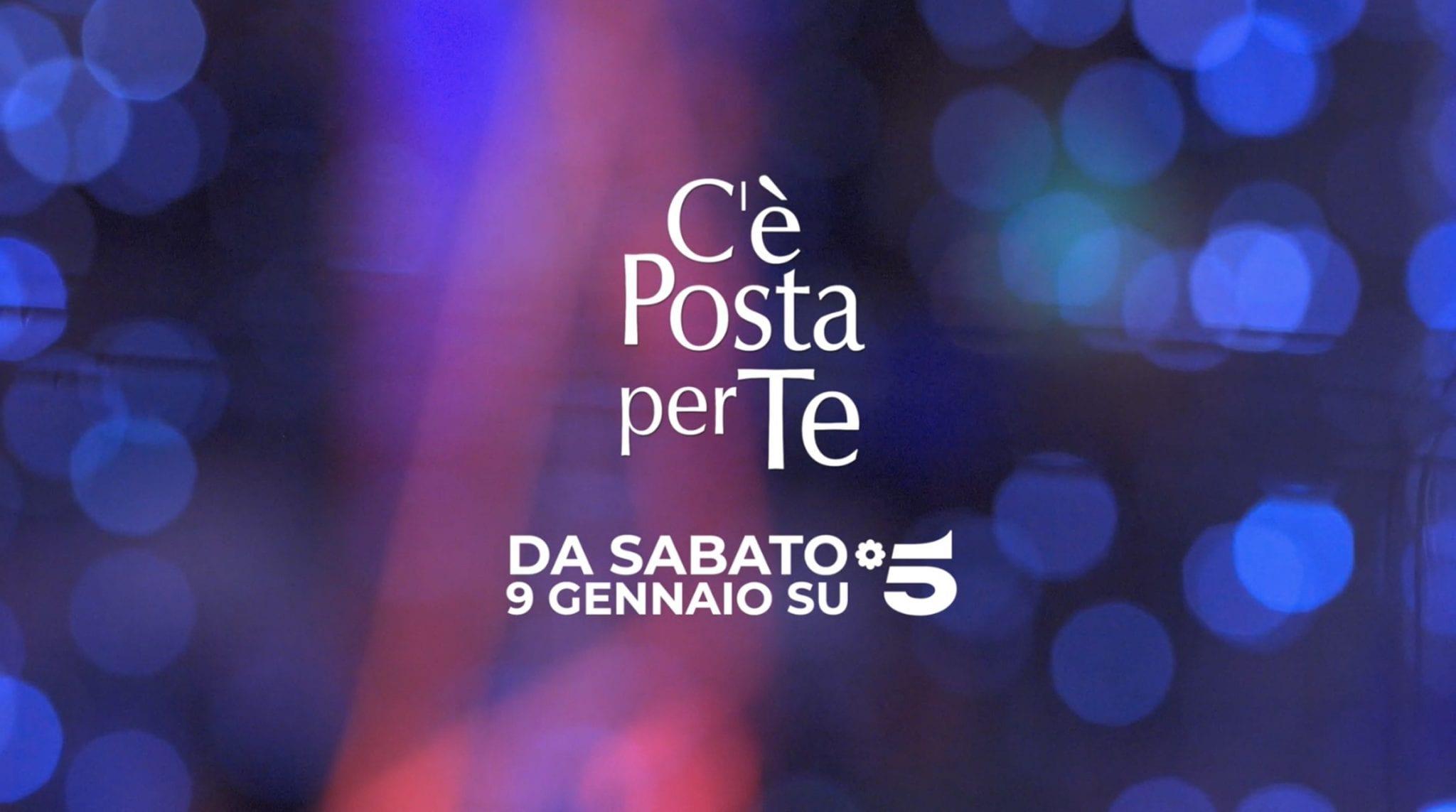 Riparte C'è posta per te, con Maria De Filippi, domani sera su Canale5