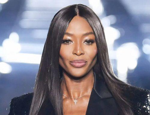 Che colpo di Amadeus! Il Festival di #Sanremo2021 sarà aperto da Naomi Campbell!