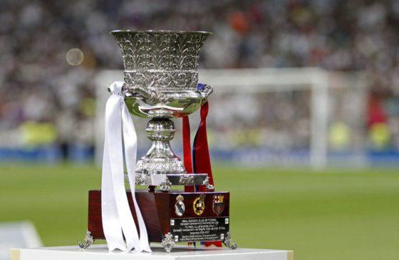 Stasera alle 21, in diretta esclusiva sul canale #Nove, la Supercoppa di Spagna