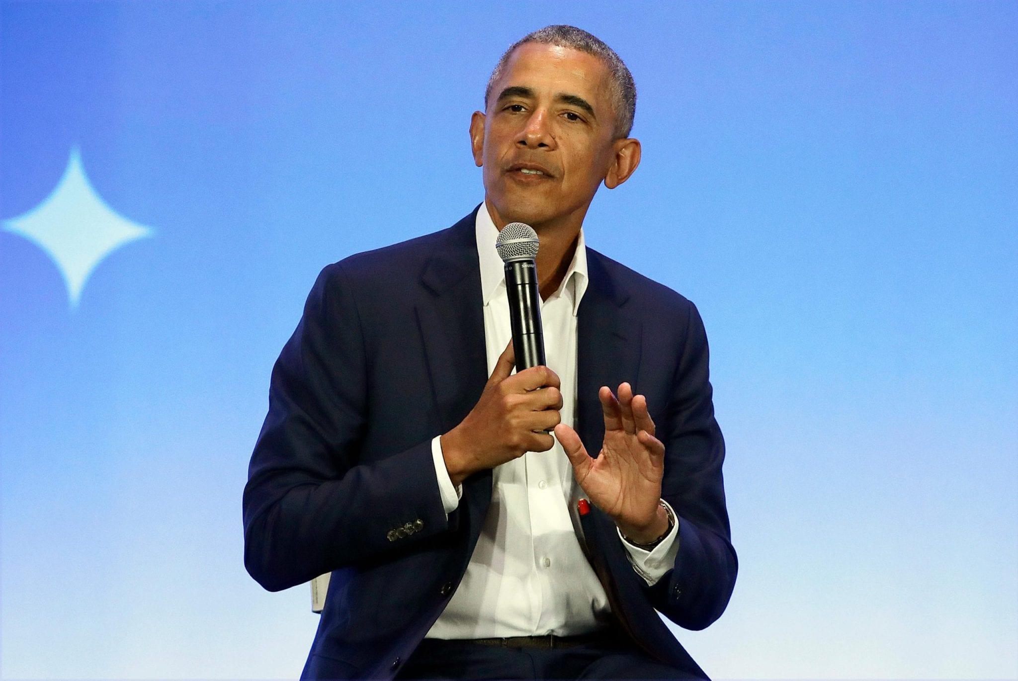 Barack Obama da Fazio a Che tempo che fa. Ospite esclusivo per un'intervista che avrà per tema la sua autobiografia Una terra promessa