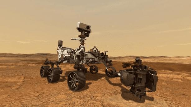 Dalla NASA, In diretta da Marte: Missione Perseverance su Focus
