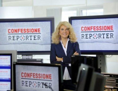 In seconda serata su #Rete4 torna l'appuntamento con #ConfessioneReporter con Stella Pende
