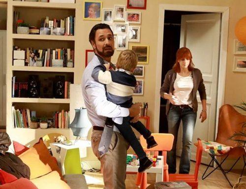 A marzo su #Canale5 arriva la fiction #BuongiornoMamma con Raoul Bova e Maria Chiara Giannetta