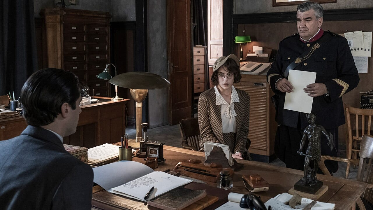 Fiction Club · Il commissario Ricciardi secondo appuntamento. Con protagonista Lino Guanciale, in onda in prima visione assoluta su RaiUno