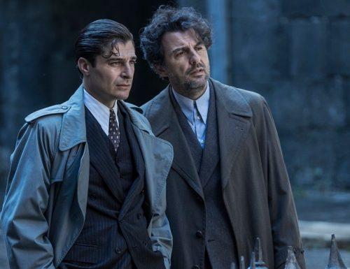 Fiction Club · Il commissario Ricciardi, secondo appuntamento. Con protagonista Lino Guanciale, in onda in prima visione assoluta su RaiUno