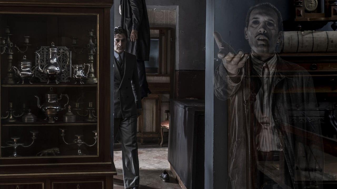 Fiction Club · Il commissario Ricciardi terzo appuntamento. Con protagonista Lino Guanciale, in onda in prima visione assoluta su RaiUno
