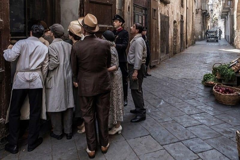Fiction Club · Il commissario Ricciardi quarto appuntamento. Con protagonista Lino Guanciale, in onda in prima visione assoluta su RaiUno