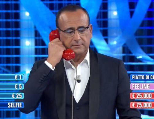 AscoltiTV 6 febbraio 2021 · Dati Auditel del sabato: Archiviata la sfida tra C'è posta per te (29,17%) vs Affari Tuoi (15,77%) con un altro cappotto. Amici (20,23%), TvTalk (9,33%), Il Cantante Mascherato (6,99%), Verissimo (17,74% + 15,04%), ItaliaSi! (10,31% + 11,75%)