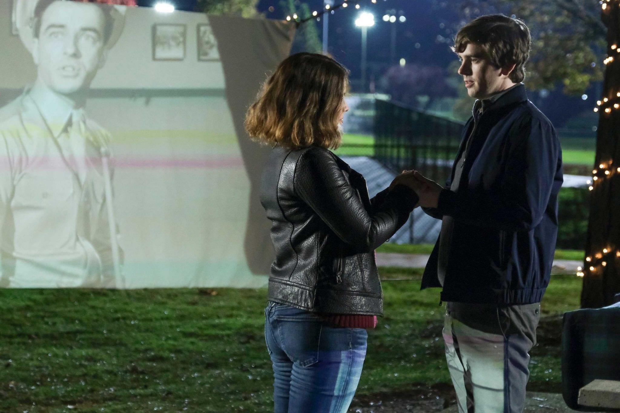 SerieTivu: The Good Doctor 4 quinta serata. Con protagonista Freddie Highmore nei panni del dottor Shaun Murphy, in prima visione assoluta su RaiDue