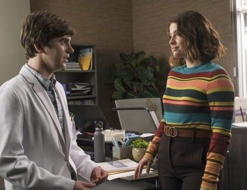 SerieTivu: The Good Doctor 4, settima serata. Con Freddie Highmore nei panni del dottor Shaun Murphy, in prima visione assoluta su RaiDue