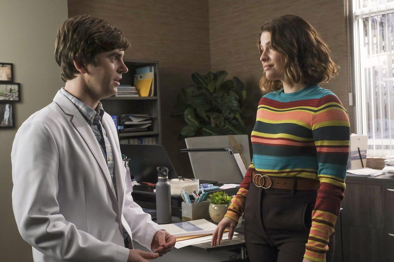 SerieTivu: The Good Doctor 4 settima serata. Con protagonista Freddie Highmore nei panni del dottor Shaun Murphy, in prima visione assoluta su RaiDue