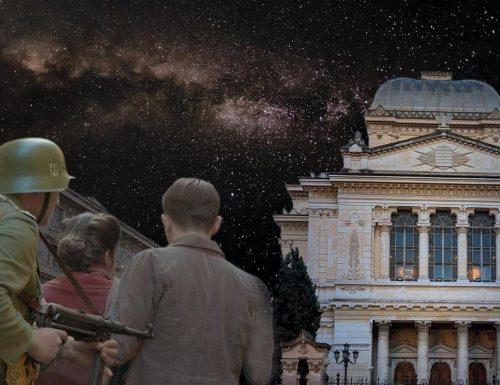 Stasera, in seconda serata su #Rai1, il film Un cielo stellato sopra il ghetto di Roma