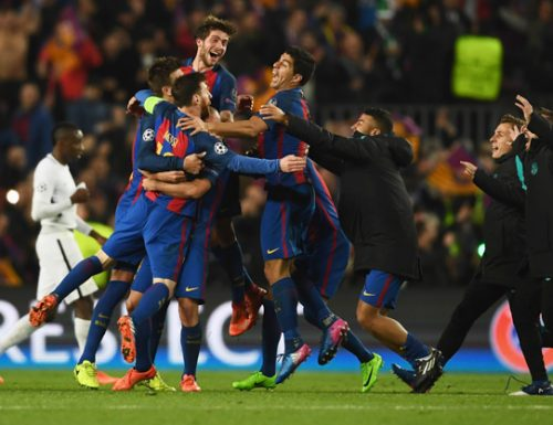 La Champions League torna protagonista: dalle 20.50 su Canale5, in onda il big match Barcellona vs Paris Saint-Germain