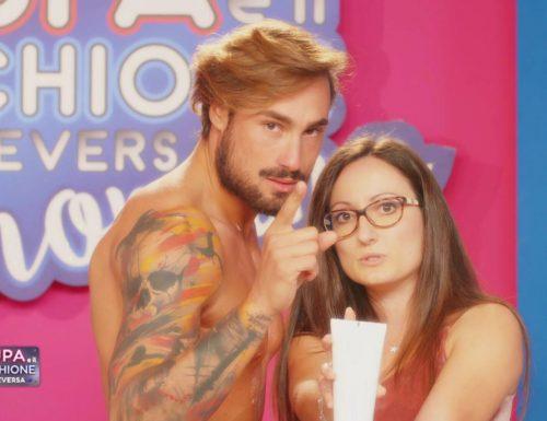 Live 25 febbraio 2021 · La Pupa e il Secchione, ultima puntata. Con Andrea Pucci e Francesca Cipriani, in onda in prima serata su Italia1