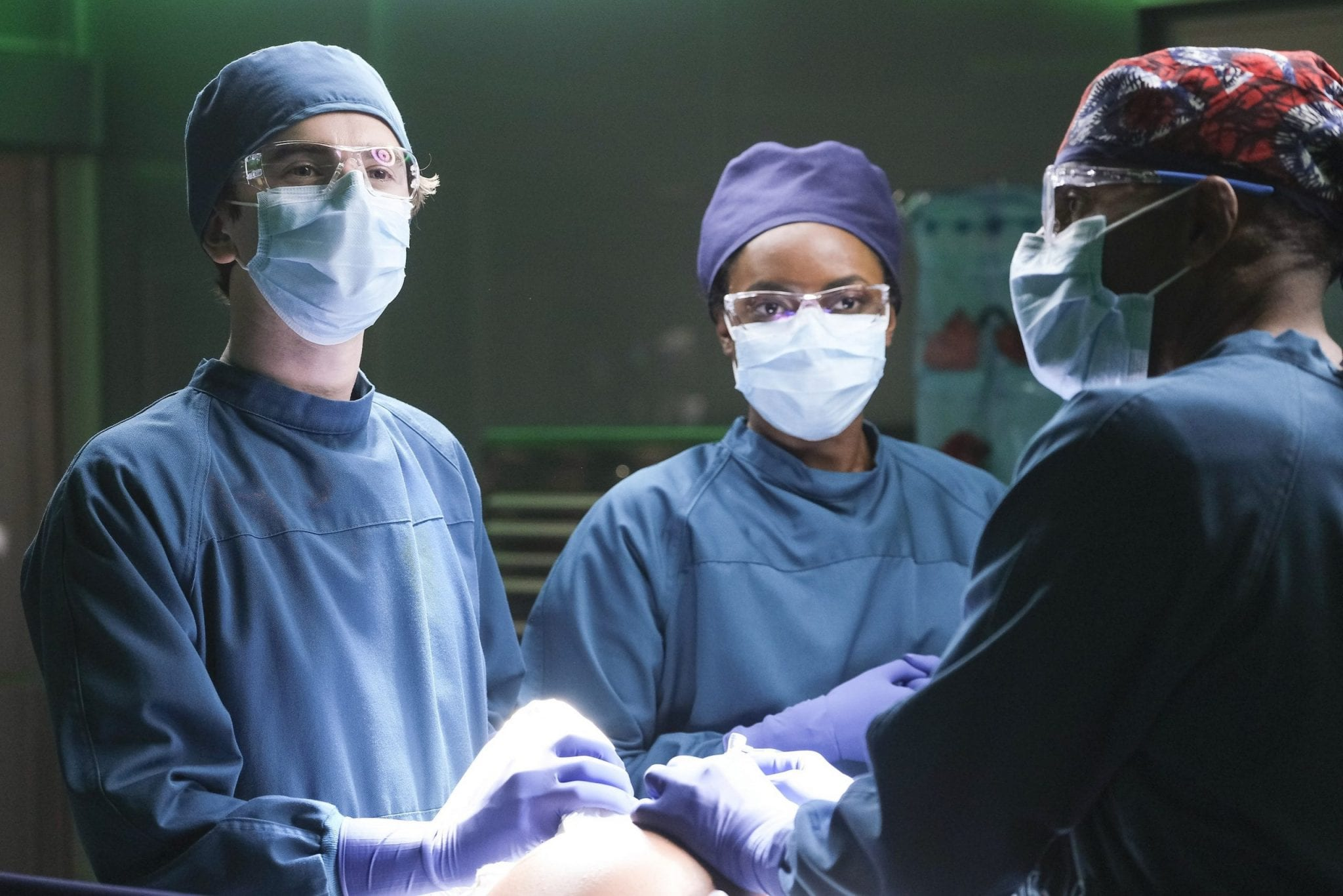 SerieTivu: The Good Doctor 4 quarta serata. Con protagonista Freddie Highmore nei panni del dottor Shaun Murphy, in prima visione assoluta su RaiDue
