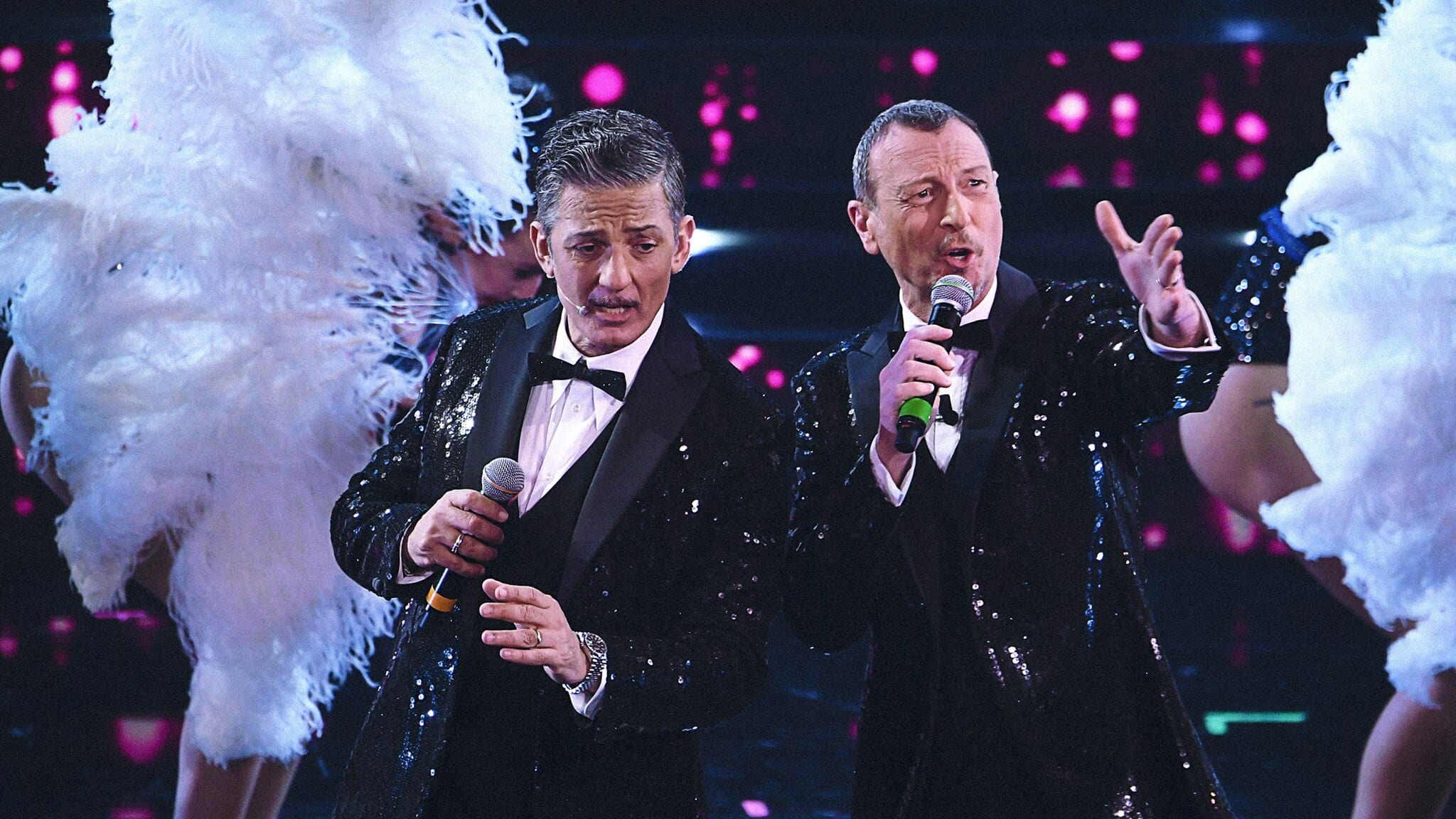 Live 3 marzo 2021 · Sanremo2021 seconda serata. Condotto da Amadeus e Fiorello, la 71ª kermesse canora, in onda in prime time su RaiUno