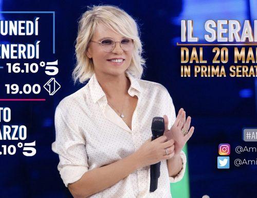 Live 20 marzo 2021 · Amici 20, ultima puntata speciale. Con Maria De Filippi ogni sabato pomeriggio, alle 14.10 su Canale5