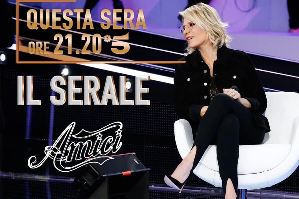 Live sabato 27 marzo 2021 · Amici 20 seconda puntata. Condotto da Maria De Filippi, il talento show ritorna in onda in prima serata su Canale5