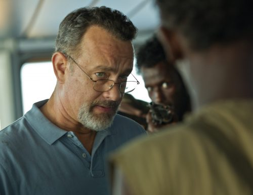 CinemaTivu · Captain Phillips: Attacco in mare aperto (Usa 2013), con protagonista Tom Hanks, diretto da Paul Greengrass, in onda in prima serata su RaiUno