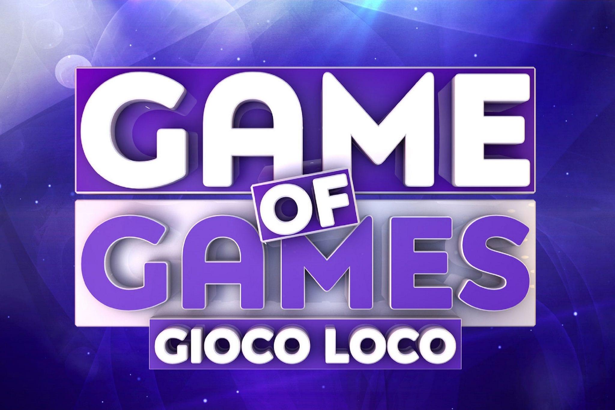 Game of Games sta arrivando. Invitati alla conferenza stampa