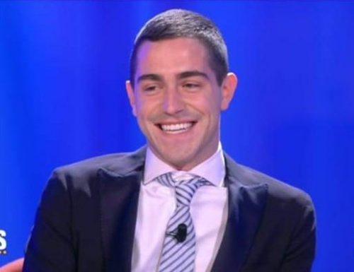 Tommaso Zorzi e quella cravatta…speciale: ecco il perché!