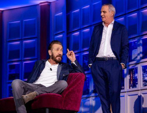 Live 11 marzo 2021 · Lui è peggio di me, ultima puntata. Con Marco Giallini e Giorgio Panariello, in onda in prime time su RaiTre