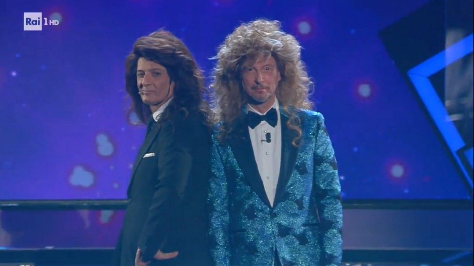 AscoltiTV 5 marzo 2021 · Penultimo atto di Sanremo 2021, Ultimo L'occhio del falco, Quarto Grado, Propaganda Live, L'amore bugiardo, Shining