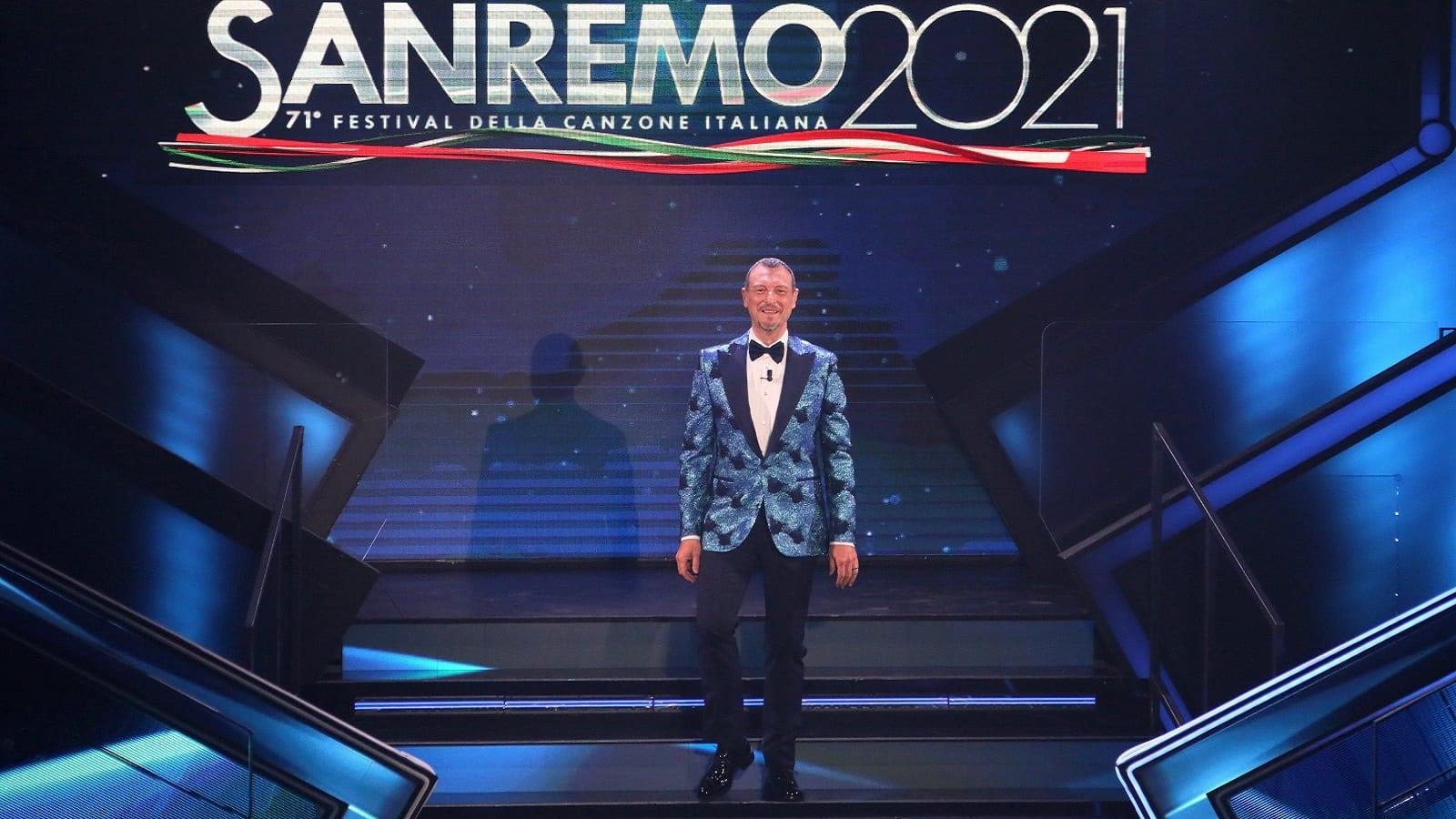 AscoltiTV 6 marzo 2021 · La storica vittoria dei Maneskin a Sanremo 2021, Non si ruba a casa dei ladri, 12 Soldiers, Amici, Verissimo, ItaliaSi!