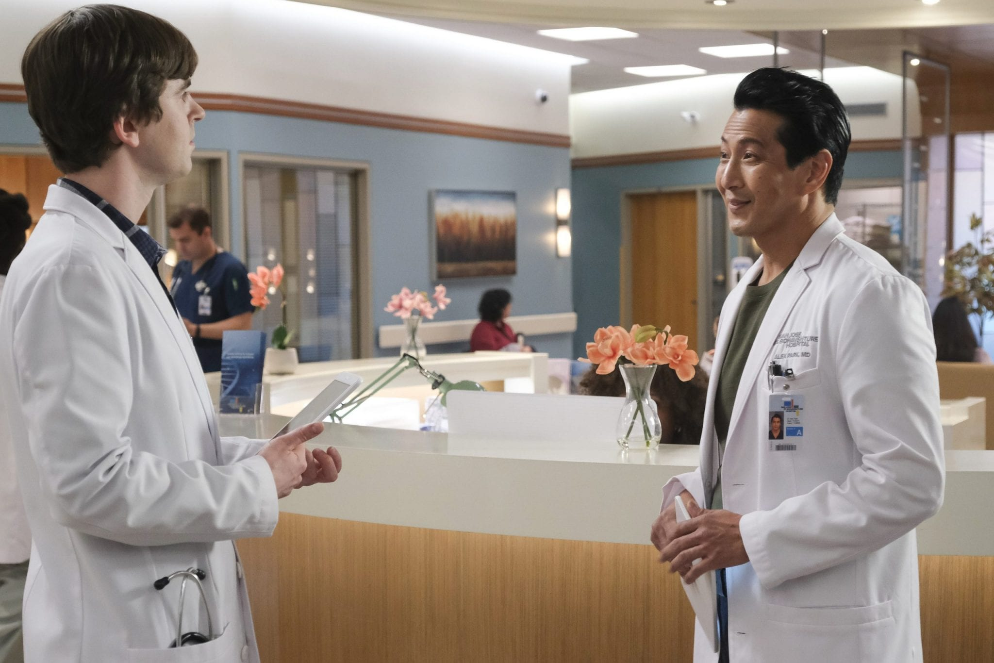 SerieTivu: The Good Doctor 4 nona serata. Con Freddie Highmore nei panni del dottor Shaun Murphy, in prima visione assoluta su RaiDue