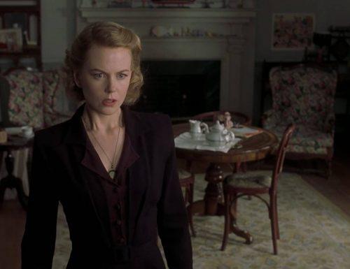 CinemaTivu: The Others (Coproduzione 2001), con protagonista Nicole Kidman, diretto da Alejandro Amenábar, in seconda serata su Italia1