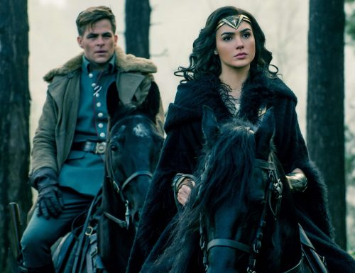 CinemaTivu: Wonder Woman (Usa 2017), con protagonista Gal Gadot, diretto da Patty Jenkins, in onda in prima serata su Canale5