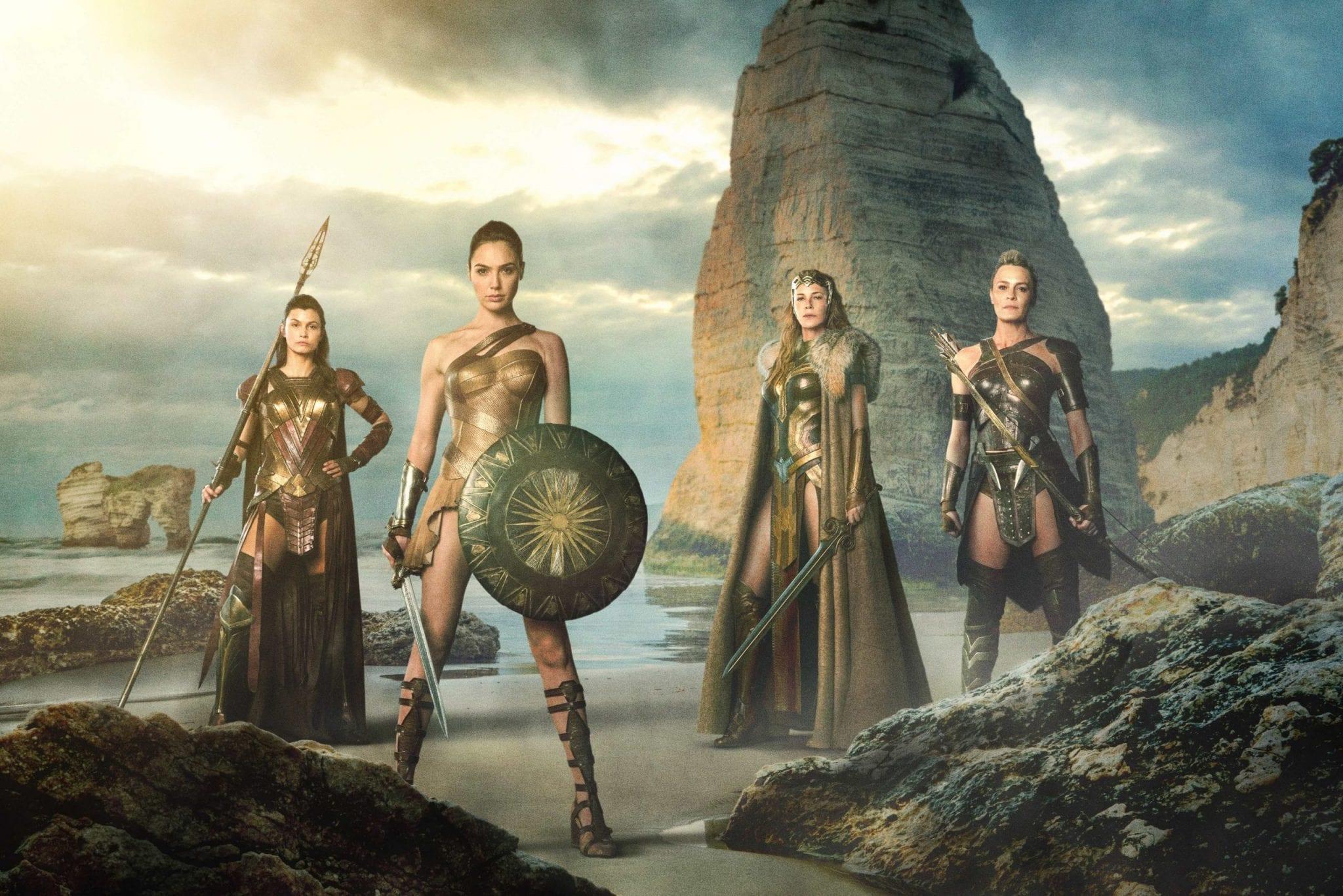 CinemaTivu: Wonder Woman (Usa 2017), con protagonista Gal Gadot, un film diretto da Patty Jenkins, in onda in prima serata su Canale5