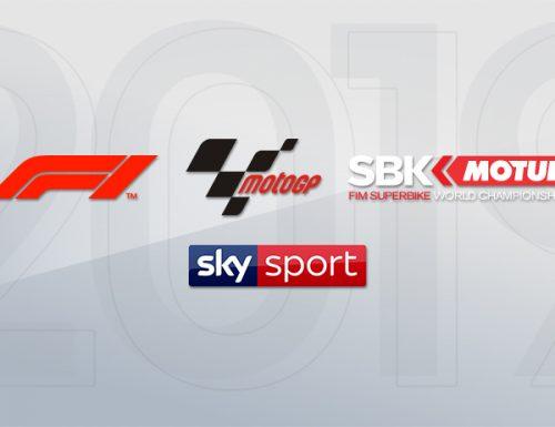 Oggi pomeriggio si riaccendono i motori di #Formula1 e #MotoGP: il programma di Sky e Tv8
