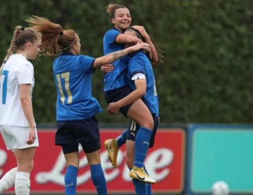 Nazionale femminile, oggi pomeriggio amichevole #ItaliaIslanda: diretta su RaiSport, il programma