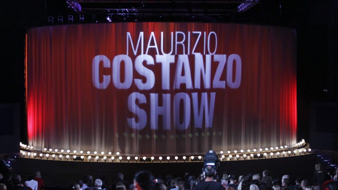 Reunion GFVip al Maurizio Costanzo Show, con Zorzi, Oppini e Orlando