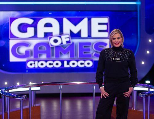 Live mercoledì 14 aprile 2021 · Game of Games, terzo appuntamento. Condotto da Simona Ventura, in onda in prima serata su RaiDue