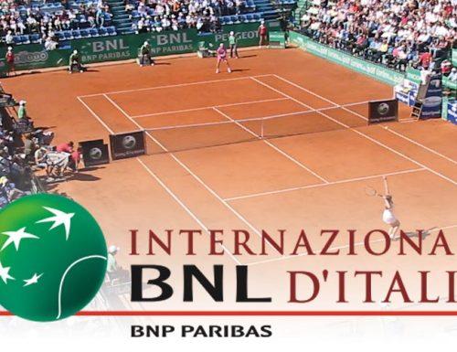 #Mediaset trasmetterà gli Internazionali di Tennis di Roma: tutti i dettagli!